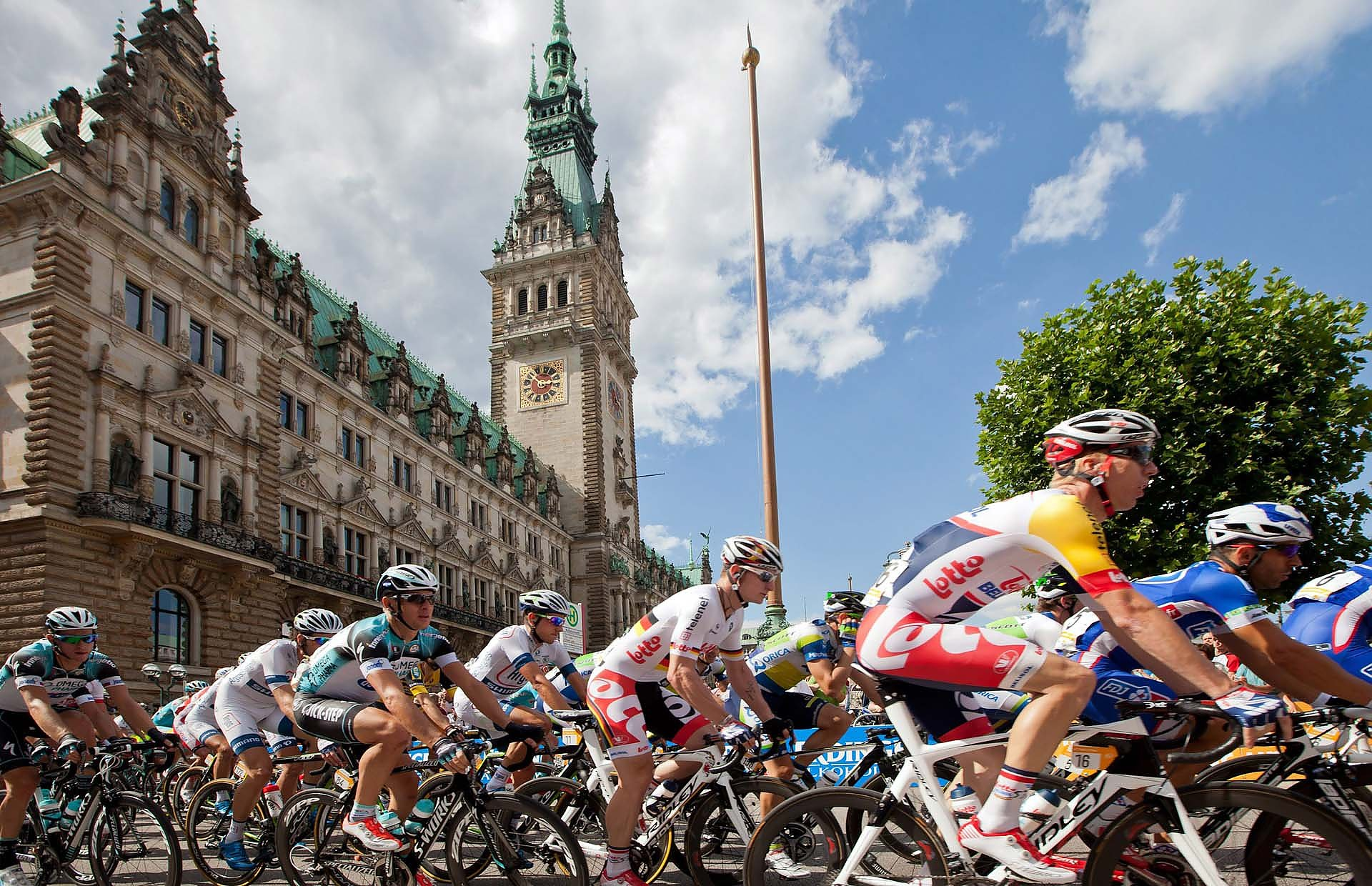 Hamburg Masterplan Active City_Cyclassics Hamburg