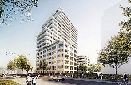 Architectural Competition Baufeld 26 Nord