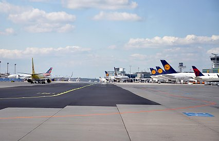 Feasibility analysis for Terminal G at Frankfurt Airport