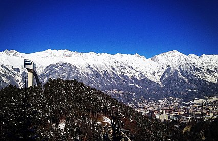 Feasibility study for the Olympic and Paralympic Winter Games Innsbruck / Tirol 2026
