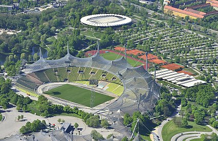 "Awarding of construction concession ""Sports Arena in the Olympic Park Munich"""