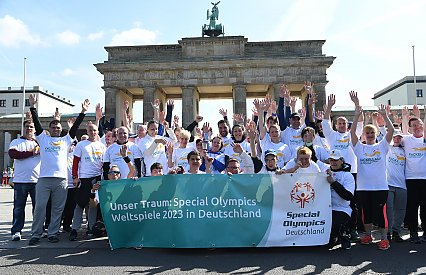 Two successful bids in a row: Special Olympics World Summer Games 2023 in Berlin