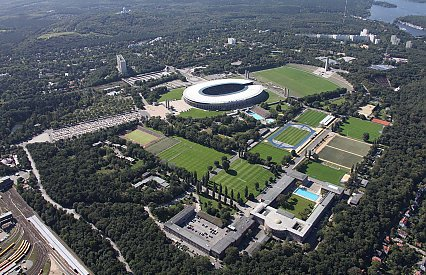 PROPROJEKT develops a concept for the Olympic Park Berlin