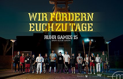 Realisation Study Ruhr Games 2015