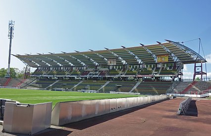 Stadium Karlsruhe – Economic site comparison