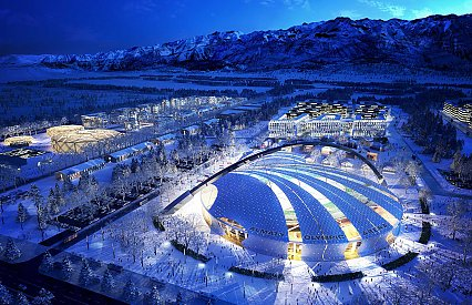 Olympic Winter Games Bid Almaty 2022