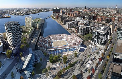 Olympic Games Bid Hamburg 2024