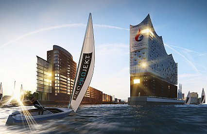 Hamburg and the DOSB submit the official bid letter for the 2024 Olympics