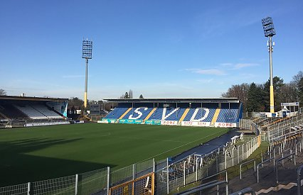 Vergabemanagement - Stadion Darmstadt