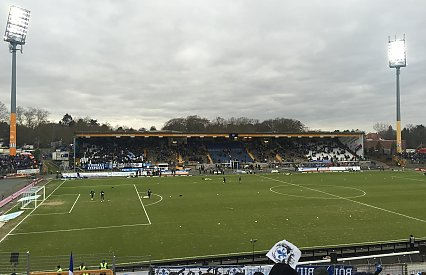 Stadium Darmstadt - Tendering process has started