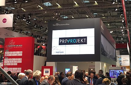 PROPROJEKT at EXPO REAL 2017
