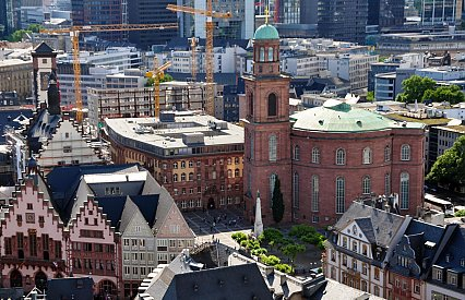 Procurement support for the city of Frankfurt on the Main