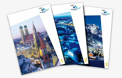 Olympic Winter Games Bid Munich 2018
